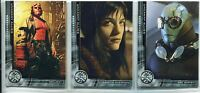Hellboy The Movie Complete Uncanny Allies Boxloader Chase Card Set BL1-3