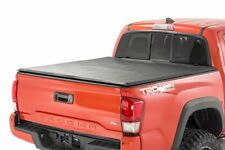 Rough Country Soft Tri-Fold fits 2016-2020 Toyota Tacoma 5 FT Bed Tonneau Cover