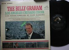 Country Lp Billy Graham Los Angeles Crusade Choir On Rca