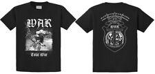 War - Total War  T-shirt S,M,L,XL,XXL,neu, Dark Funeral,Marduk,Funeral Mist