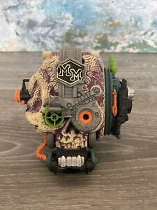 Mighty Max - BYTES CYBERSKULL - Series 3 Play Set 100% Complete 1994 Vintage (1)