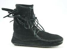 MINNETONKA bottes et boots Mocassin/Layer Fringe Boot Taille. 37