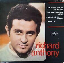 "Richard Anthony - On Twiste Sur Le Loco-Motion - Vinyl 7"" 45T (Single)"