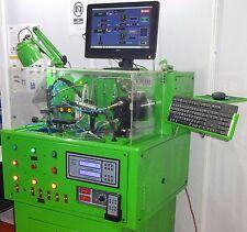 Common Rail Injektor, Pumpe & Rail Prüfstand, Mini CRDI 101,  Computergesteuert