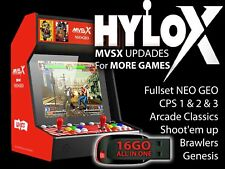 Mvsx NEO GEO Hylox packs 552 jeux ALL IN ONE - Clé USB 16 Go Version