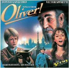 Songs From Oliver (Lionel Bart) - Bonnie Langford (Eastenders) / Victor Spinetti