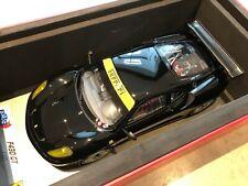 2008 Ferrari F430 GT2 Gloss black / Noir brillant BBR Models 1/18 (neuf / new)