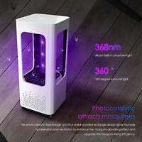 USB UV LED Pest Repeller Anti Zanzare Insetti Repellente Volanti Killer lamp