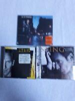 STING - TRE CD - NUOVI - VEDI DESCRIZIONE