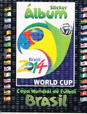 Sticker Album Brasil 2014 World Cup - Album COMPLETE