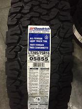 1 New LT 285 75 16 BFGoodrich All Terrain T/A KO2 10 Ply Tire