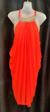 Sexy Zimmermann Vibrant Orange Cocktail dress - Size 1