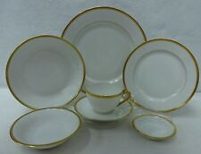 ROYAL SCHWARZBURG china MIDAS pattern 84-piece SET SERVICE for 12 Place Settings