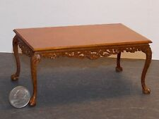 Dollhouse Miniature Dining Room Table Orleans 1:12 inch scale K8 Dollys Gallery