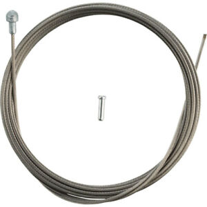 Shimano Stainless Tandem Road Brake Cable 1.6 x 3500mm Tandem Length