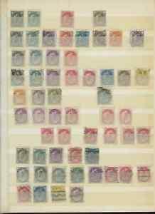 Canada Kanada Viktoria 1897/99, Sammlung in beiden Erhaltungen, Mi. 700,-