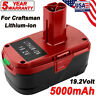 For Craftsman C3 19.2Volt Lithium XCP Battery Pack 5166 PP2030 11375 11376 5.0Ah