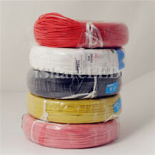 5/10m 16/32ft 8 10 12 14 16 18 AWG Silicone flexible Wire Cable UP TO 200°C US