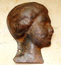 Uralte KOPF – Metall - Maske