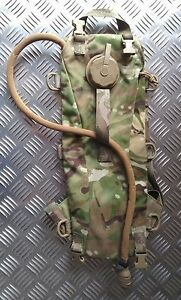 Genuine British Army Issue Camelbak Hydration System MTP CAMO MULTICAM 3.0L