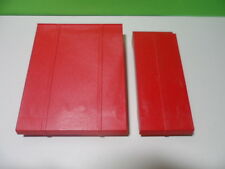 PLAYMOBIL – 2 toits rouges d'écurie / Red roof / 4190