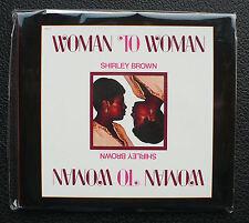 CD Shirley Brown - Woman To Woman - Stax digipack