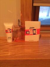 MADAME by Jean Paul Gaultier 3pc Set 1.6 oz EDT Eau De Toilette + 2 x Mini spray