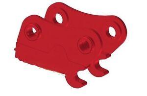Schnellwechsler MS01 für Minibagger bis 2t Maschinengewicht NEU!
