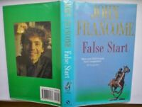 ** Signed Copy ** John Francome False Start in D/J 1996