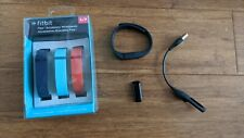 Fitbit FB401BK Flex Wireless Activity and Sleep Tracker Wristband - Black