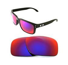 Nueva Luz de Repuesto + Lente Roja Para Gafas De Sol Oakley Holbrook