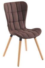Chaises de salle à manger scandinaves marrons pour la maison