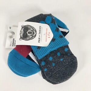 Men's Pair of Thieves Sneaky Performance Cushion Ankle Socks 2pk - Size: 8-12