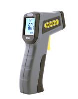 Mini Infrared Thermometer General Tools W/ Large Screen Backlit Digital Display