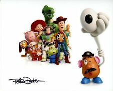 PETE DOCTER signed autographed DISNEY TOY STORY photo