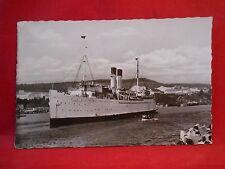 Postkarte Marine Schiffe Original Ostseestadt Saßnitz/Rügen
