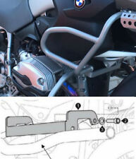 Protezione serbatoio argento per paracilindri originale BMW R1200 GS 08-12