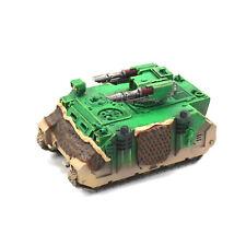 SPACE MARINES razorback Rhino with FW turret lascannon #1 40K Salamanders