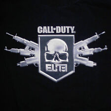 Call of Duty Elite Logo T-Shirt XL MW3 Video Game Activision Modern Warfare 3
