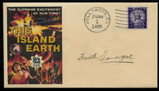 This Island Earth Sci-Fi Collector's Envelope With 1955 Stamp OP1251