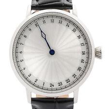 Svalbard: Simple 24 H main montre avec SWISS MADE Mouvement. édition limitée