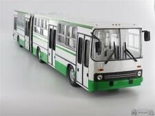 Soviet Autobus SAB200002 Ikarus 280, weiss/grün, Gelenkbus, o. Vitrine Massstab