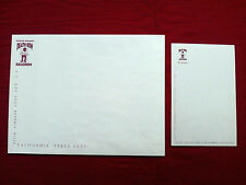 SALE!! DEATH ROW RECORDS VINTAGE STATIONARY SUGE KNIGHT TUPAC SNOOP AUTHENTIC