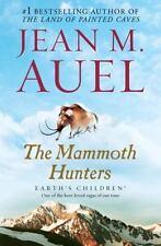 Mammoth Hunters - Jean M. Auel 1985