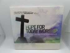HOPE FOR TODAY WORSHIP JOEL & VICTORIA OSTEEN  VOL 2 CD - BRAND NEW! - LOC # A3