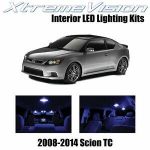 XtremeVision Interior LED for Scion TC 2008-2014 (10 PCS) Blue