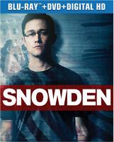 Snowden [New Blu-ray] With DVD, UV/HD Digital Copy, 2 Pack, Digitally Mastered