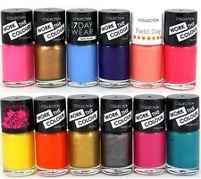 12x Collection Nail Polish / Varnish Wholesale Job Lot Cosmetics Make Up 2000