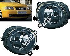 AUDI A3, S3 1996 - 2003 Fog Lights - Driving Lamps Pair 8L0941700A 8L0941699A