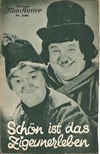 IFK:1580: Schön ist das Zigeunerleben ( Bohemian Girl ) Stan Laurel Oliver Hardy